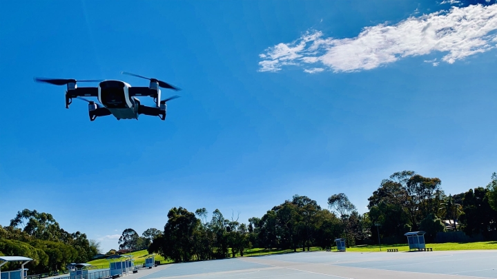 Your new best friend – DJI's MAVIC AIRDRONE
